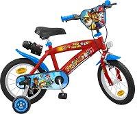 "Пес Патрул - Детски велосипед 14"""