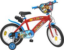 "Пес Патрул - Детски велосипед 16"""