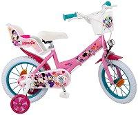 """Мини Маус - Детски велосипед 14"""""""