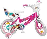 """Принцесите на Дисни - Детски велосипед 14"""""""