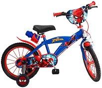 """Спайдърмен - Детски велосипед 16"""""""