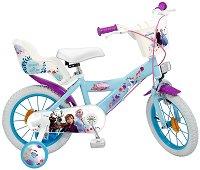 """Замръзналото кралство - Детски велосипед 14"""""""