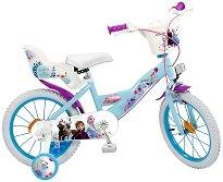 """Замръзналото кралство - Детски велосипед 16"""""""
