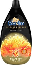 Омекотител за пране с елегантен аромат - Coccolino Intense Perfume Deluxe - Разфасовка от 870 ml - продукт