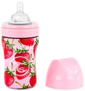 Бебешко шише за хранене с широко гърло - Twistshake 260 ml -