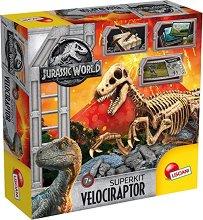 Jurassic World - Велосираптор -