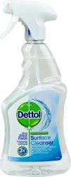 Антибактериален почистващ препарат - Dettol Original - Разфасовка от 0.500 l - сапун