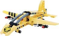 Самолет - Сглобяем модел -