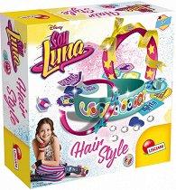 Направи сама аксесоари за коса - Soy Luna -