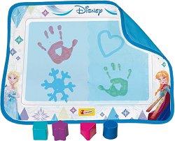 Килимче за рисуване с вода - Замръзналото кралство - играчка