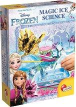 Експерименти с вода - Замръзналото кралство - Образователен комплект - продукт