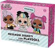 Тайни съобщения с изненада - L.O.L. Surprise - Колекционерски комплект с кукличка -