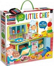 Малък готвач - творчески комплект