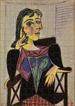 Дора Маар - Пабло Пикасо (Pablo Picasso) - пъзел