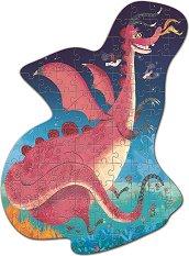 Дракон - пъзел