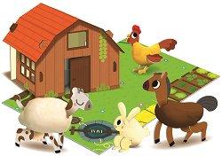 Забавна ферма - творчески комплект