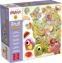 """Плодчета и птички - Детска образователна игра от серията """"Ludattica"""" - пъзел"""