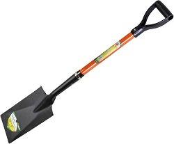 Права лопата - С дръжка