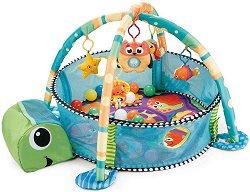 Активна гимнастика - Sea Turtle - Комплект с 30 топки за игра -