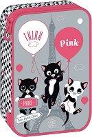 Ученически несесер - Think Pink -