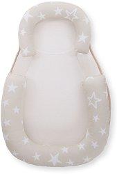 Бебешка подложка-ограничител - Stars - За бебета от 0+ до 12 месеца -