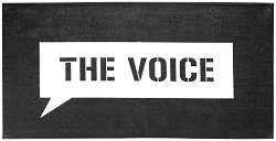 Лимитирана плажна кърпа - The Voice - Размери - 140 x 70 cm