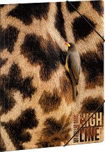 Папка с ластик - Wild Life Moments - Формат A4
