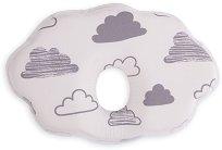 Бебешка ергономична възглавница - Cloud Print -