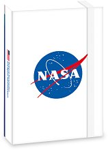 Кутия с ластик - NASA - Формат A4