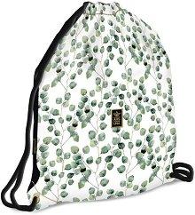 Спортна торба - Botanic Leaf - детски аксесоар