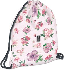 Спортна торба - Botanic Mallow -