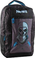 Ученическа раница - Fortnite: Skull Trooper - раница