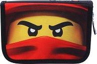 Несесер с ученически пособия - LEGO Ninjago: Kai of Fire -