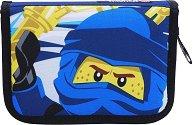 Несесер с ученически пособия - LEGO Ninjago: Jay of Lightning - продукт
