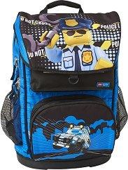Ученическа раница - LEGO: City Police - Комплект със спортна чанта -