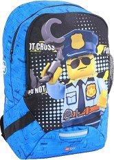 Ученическа раница - LEGO: City Police - продукт