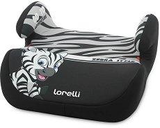 Детско столче за кола - Topo Comfort: Zebra - За деца от 15 до 36 kg -