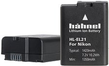 Батерия HL-EL21 - Аналог на Nikon EN-EL21 -