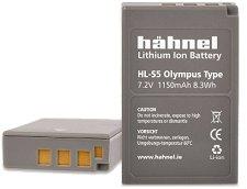 Батерия HL-S5/S50 - Аналог на Olympus BLS-5 / BLS-50 -