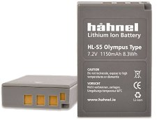 Батерия HL-S5/S50 - Аналог на Olympus BLS-5 / BLS-50 - батерия