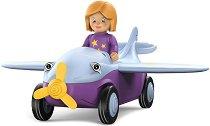 """Кони и Клауди - Мини конструктор с човече от серията """"Toddys"""" -"""
