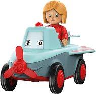 """Паола и Прити - Мини конструктор с човече от серията """"Toddys"""" -"""