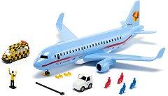 Самолетна компания - Детски комплект с аксесоари за игра -
