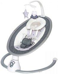 Бебешка люлка - Twiddle - С мелодии и дистанционно управление -