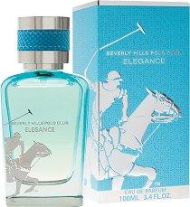 Beverly Hills Polo Club Elegance EDP - Дамски парфюм -