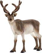 """Северен елен - Фигура от серията """"Животни от дивия свят"""" - фигура"""