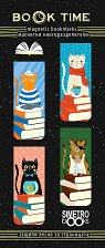 Магнитни книгоразделители - Котки -