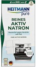 Натрон сода за почистване - Heitmann Pure - Разфасовка от 350 g -