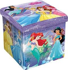 Табуретка 3 в 1 - Принцесите на Дисни - играчка