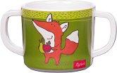 Детска меламинова чаша - Forest Fox -